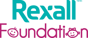 Rexall Foundation Kids logo