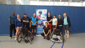 Wheelchair Clinic May 27 2018