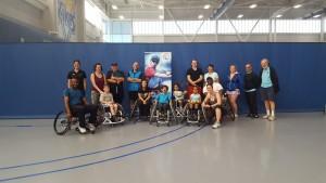 Wheelchair clinic 1 May 27 2018
